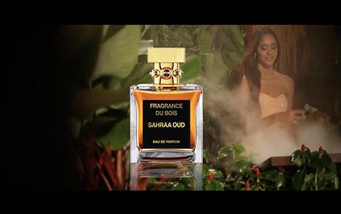 Video production portfolio Frangrance Du Bois TV Commercial